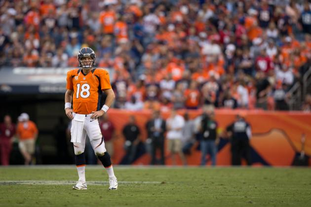 Peyton Manning: Signs Manning Can Lead Denver Broncos to AFC West Title