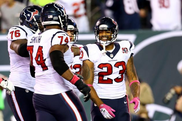 Texans vs. Jets: Houston's Biggest Winners and Losers