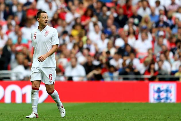 John Terry Won't Be Missed by England for These 5 Reasons