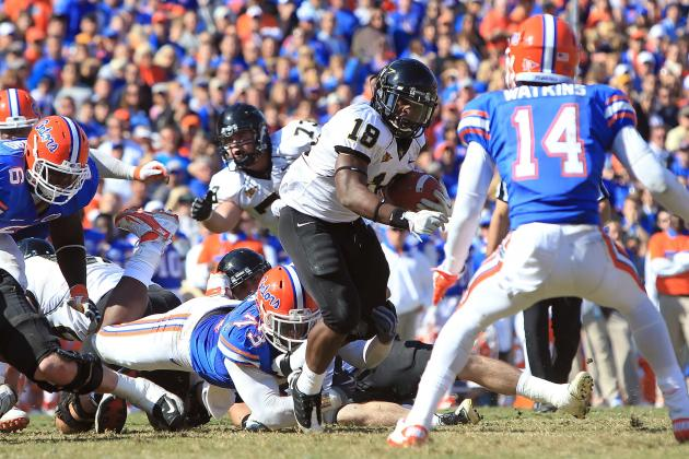 Florida vs. Vanderbilt: Complete Game Preview