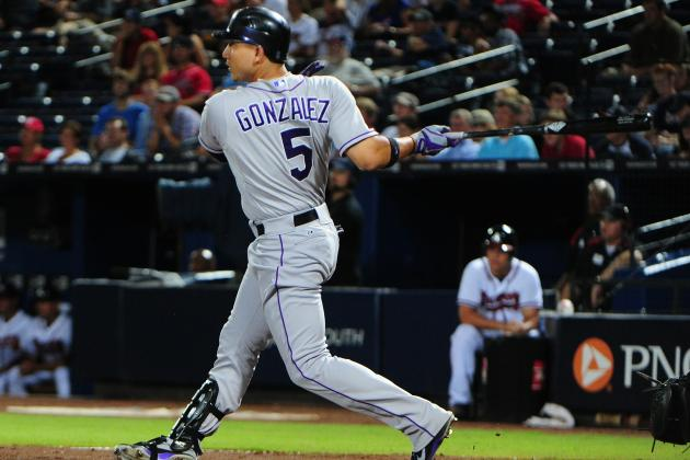 MLB's Craziest Statistical Splits of 2012