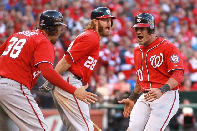 2012 MLB Playoffs: Top 5 Teams with Best Chance to Win World Series