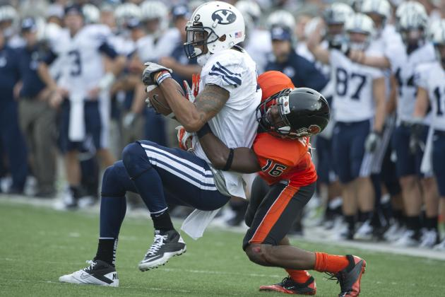 No. 10 Oregon State vs. BYU: Complete Game Preview