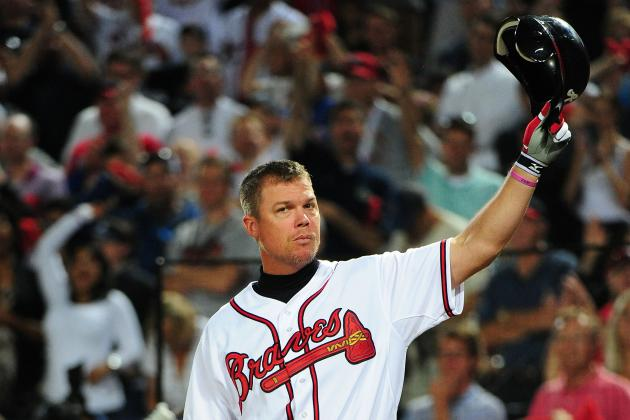 Chipper Jones and the 10 Greatest Third Basemen of All Time