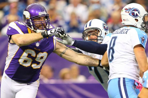 Minnesota Vikings' Most Disappointing Players Through 5 Games