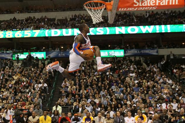 Ranking the 5 Most Athletic Freaks in New York Knicks' History