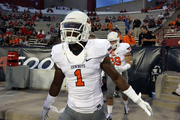 Oklahoma State Football: 5 Keys to the Game vs. Kansas