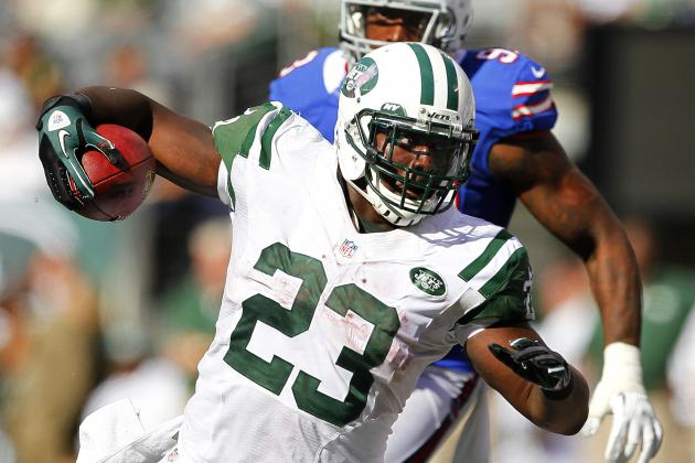 New York Jets' Most Disappointing Players Through 5 Games