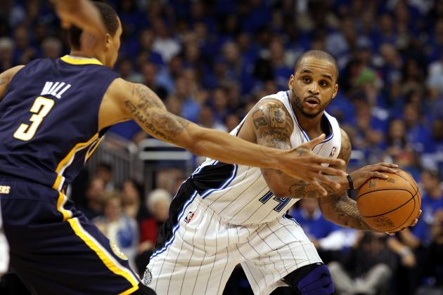 Projecting Orlando Magic Players' Minutes Per Game in the 2012-13 NBA Season