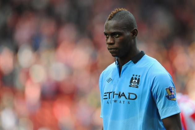Manchester City Transfer Speculation: 6 Players to Offload in January