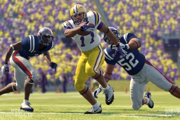 College Football Virtual Simulation Stimulation: Week 7