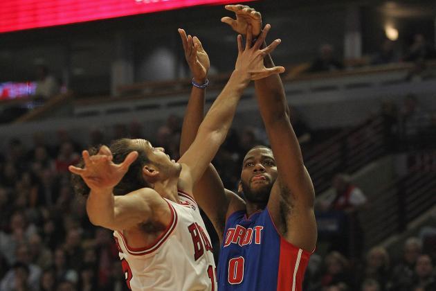 NBA Preseason Detroit Pistons Player Power Rankings