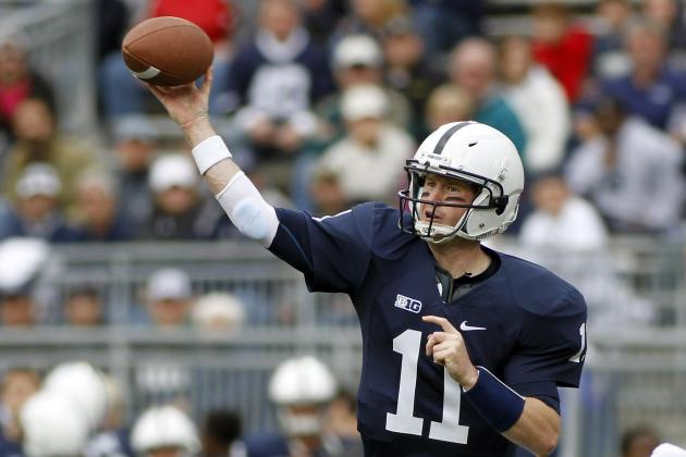 Penn State Football: Ranking the Top 10 Individual Performances of PSU's First Half