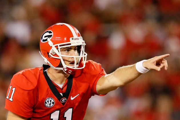 SEC Football: Who's the Better QB, AJ McCarron or Aaron Murray?