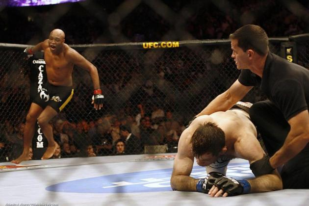 Anderson Silva vs Stephan Bonnar: Preview, Odds and Predictions for UFC 153