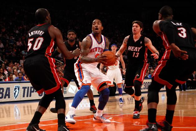 New York Knicks: 4 Ways J.R. Smith Can Impact Team This Season