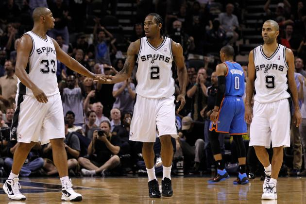 5 Reasons San Antonio Spurs Will Thrive in 2012-13 NBA Playoffs
