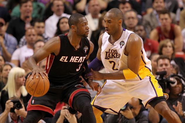Bleacher Report's Preseason 2012-13 All-NBA Teams