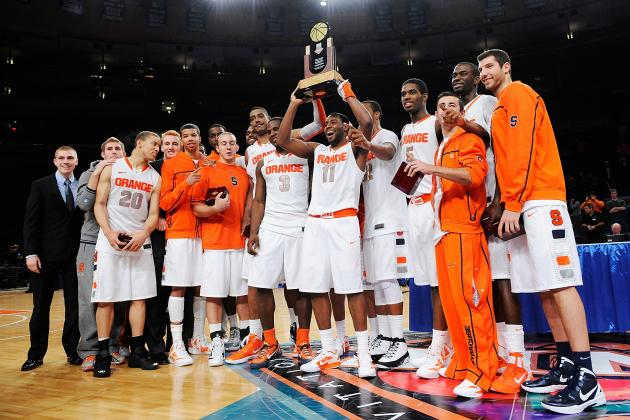 Syracuse Basketball: 3 Reasons the Orange Will Win Big East Again