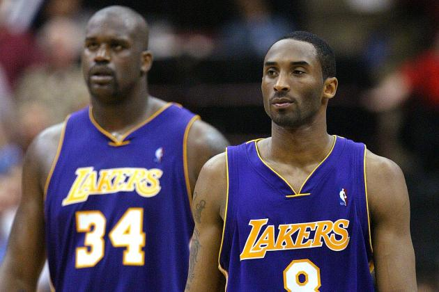 Ranking the 5 Most Athletic Freaks in L.A. Lakers History