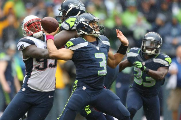 Patriots  vs. Seahawks: Seattle's Biggest Winners & Losers from NFL Week 6