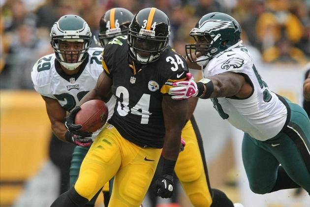 Fantasy Football: Rashard Mendenhall Headlines Week 6 Stock Report