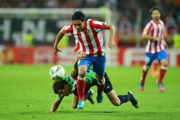 World Football Gossip Roundup: Radamel Falcao, Mesut Ozil, Christian Eriksen