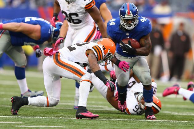 New York Giants: 5 Grittiest Players Through First 5 Games