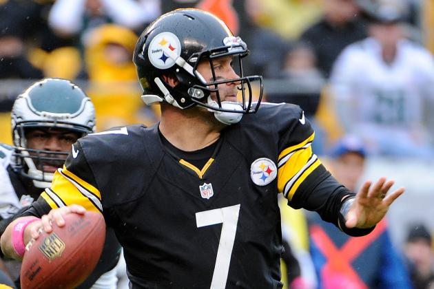5 Reasons to Believe Ben Roethlisberger and the Steelers Will Win the AFC North