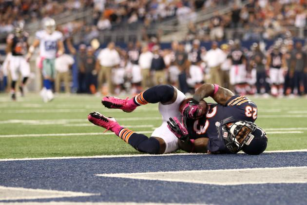 5 Things for the Chicago Bears to Improve on During Bye Week