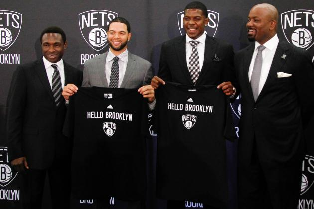 Brooklyn Nets: Roster Preview, Predictions and Storylines to Watch in 2012-13