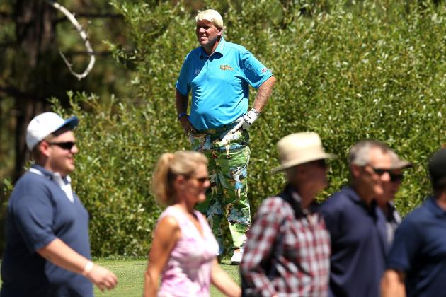 5 Golfers Who Will Face Make-or-Break Years in 2013