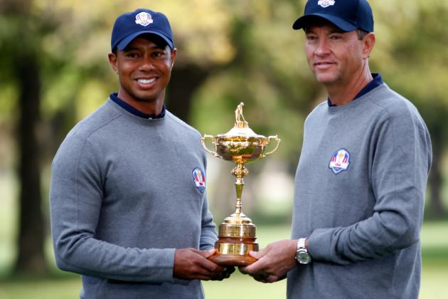 5 Big Name Golfers with Surprisingly Bad Ryder Cup Records
