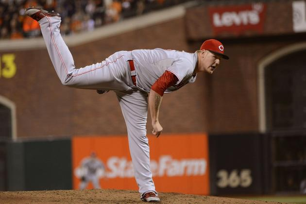 Reds vs. Giants NLDS: 5 Reasons Mat Latos Will Pitch a Gem in Must-Win Game 5