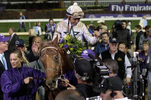 Breeders' Cup Classic 2012: Breaking Down Odds for Every Contender