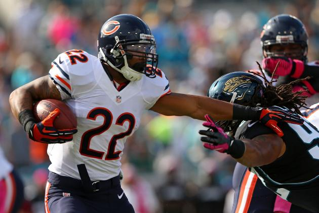 Chicago Bears: 5 Reasons Why Matt Forte Needs to Stay Healthy for Da Bears