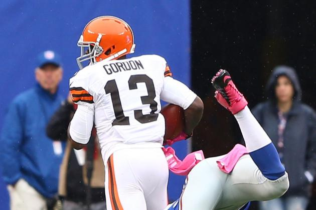 Can the Cleveland Browns' Josh Gordon Ever Be the Best Receiver in the NFL?