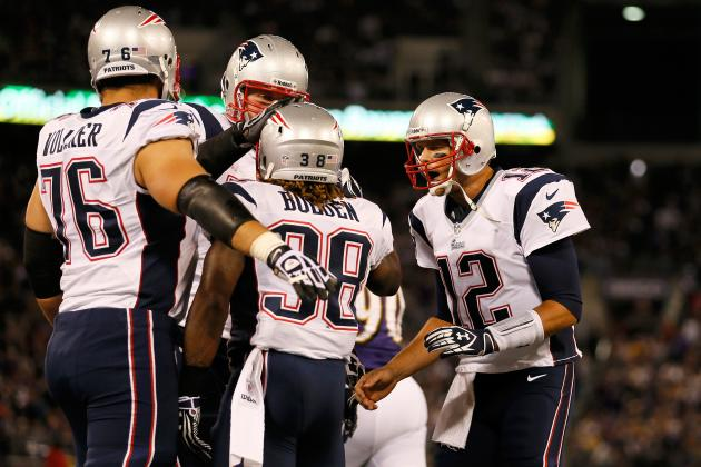 New England Patriots: 3 Signs Patriots Are Emerging as AFC Team to Beat Again