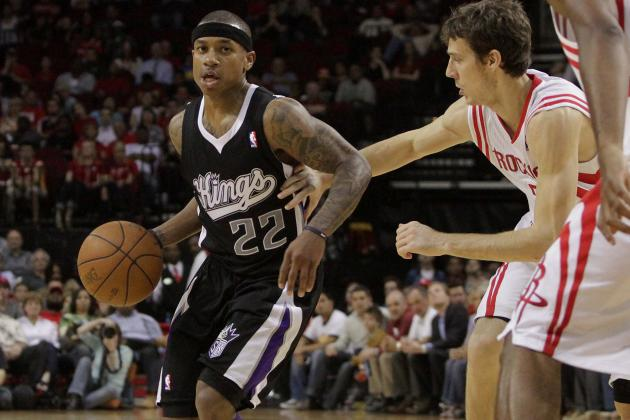 The 5 Most Pivotal Players for the Sacramento Kings in 2012-13