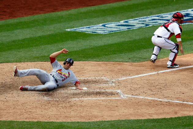 Nationals vs. Cardinals: 5 Biggest Matchups in Game 4 of NLDS