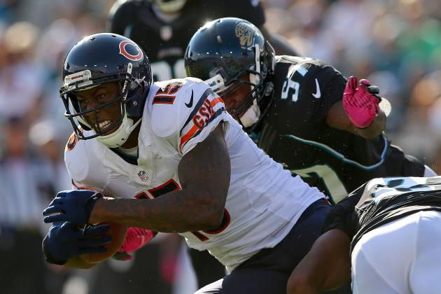 4 Issues Chicago Bears Should Address During Bye Week