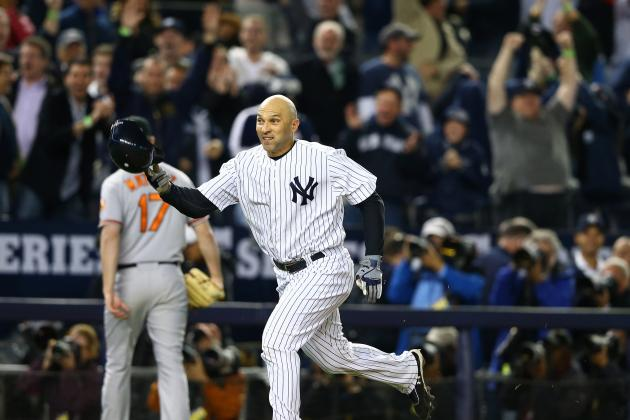 Looking Back at the Clutch Hits of Raul Ibanez in 2012