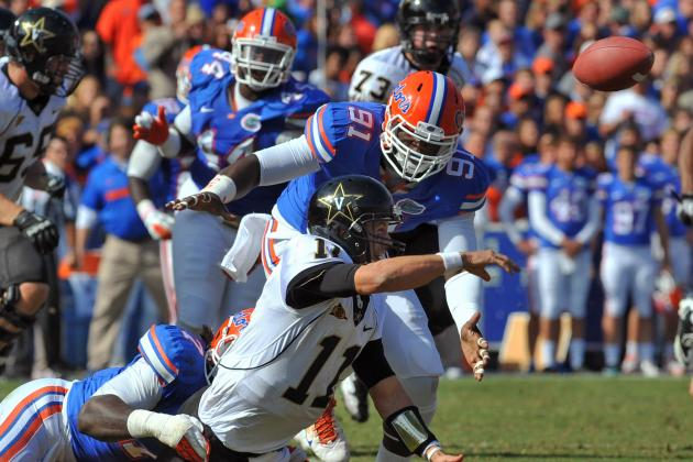 Florida Football: 5 Keys to the Game vs. Vanderbilt