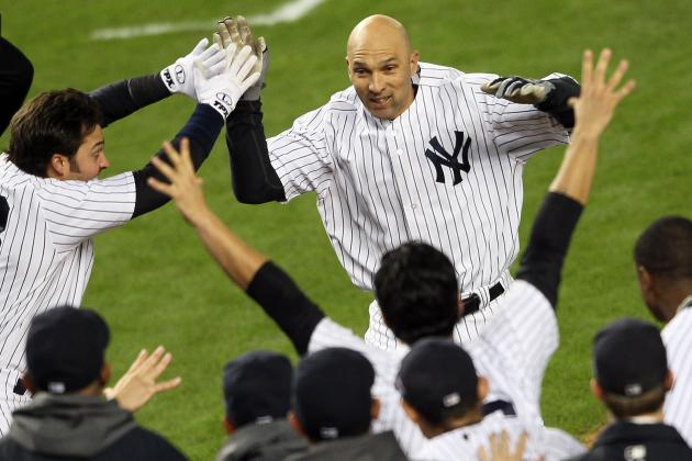 Raul Ibanez and the Top 10 Walk-off Home Runs in Yankees History
