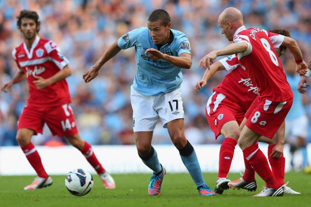Manchester City: Jack Rodwell Is the Wrong Scapegoat for City Fans