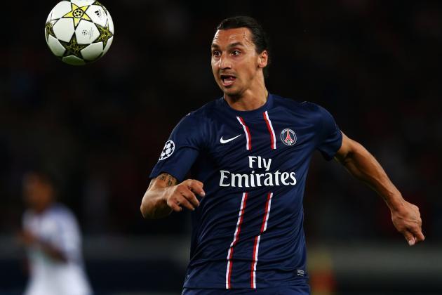 World Football Gossip Roundup: Zlatan Ibrahimovic, Nemanja Vidic, Fabrice Muamba