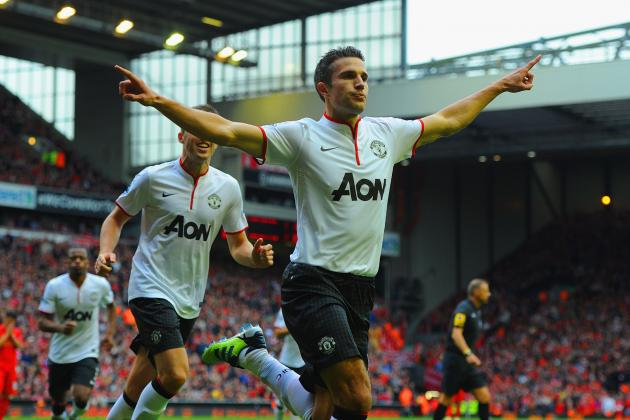 Manchester United: Robin Van Persie, Alex Buttner and MU's 6 Other Dutch Stars