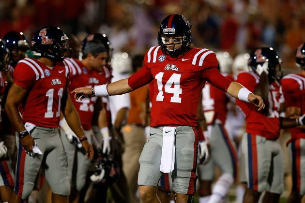 Ole Miss Football: 5 Keys to Success Against the Auburn Tigers