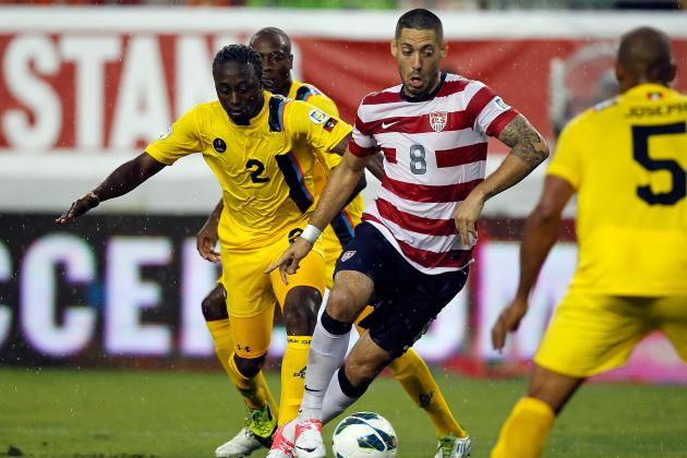 2014 World Cup: Ranking Friday's 10 Most Significant Qualifiers