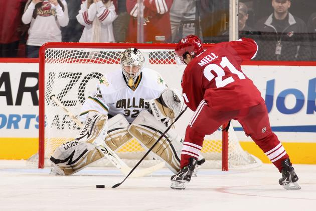 Top 10 Prospects in the Phoenix Coyotes System: Forwards